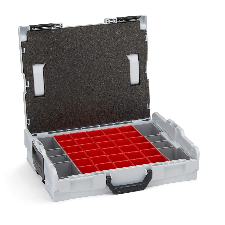 Tampons de Couverture Bosch Sortimo L-BOXX 102 Gr1 avec Bo/îtes Encastr/ées Fix/ées A3