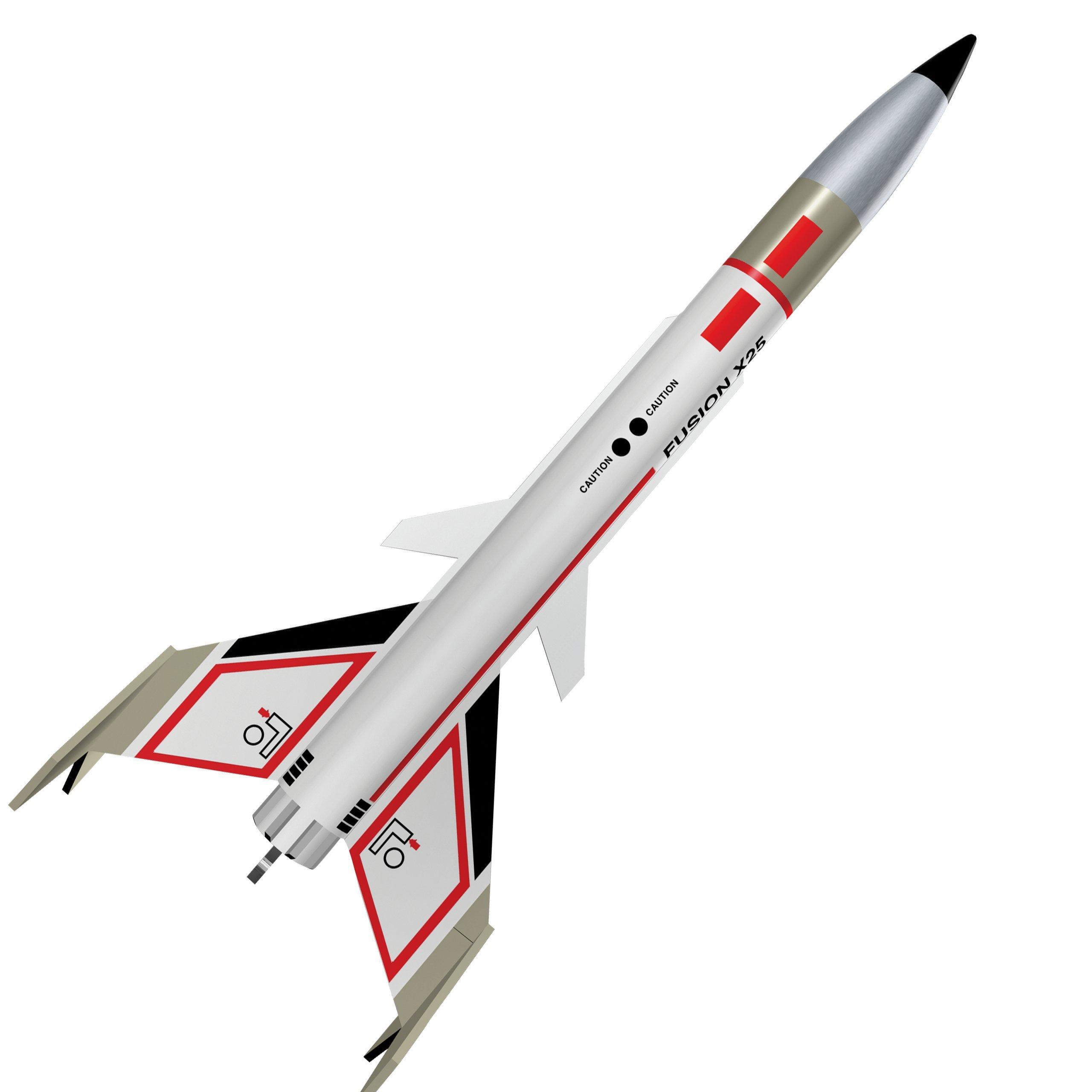 Estes Fusion X25 Model Rocket Kit