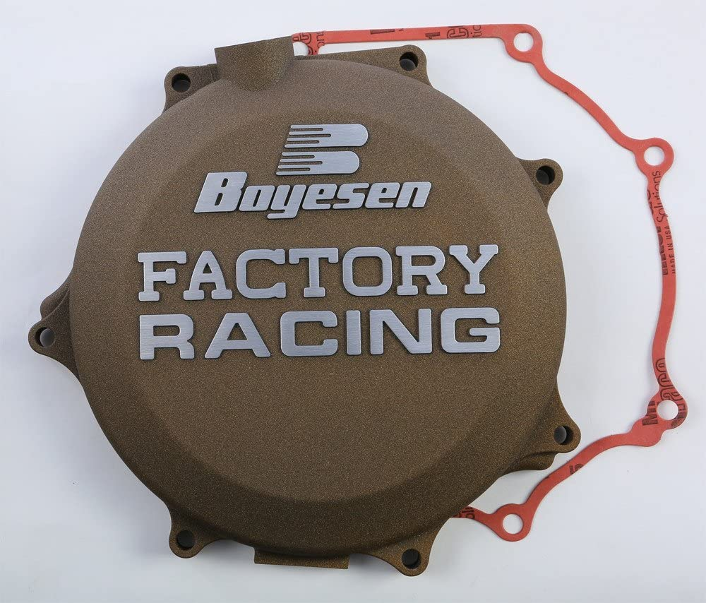magnesiu m CC-18M Boyesen cc-18m factory clutch cover