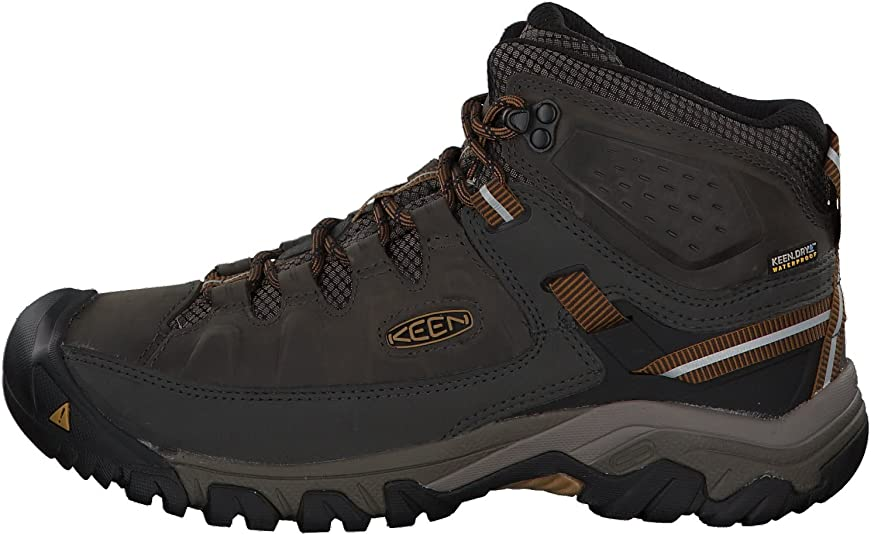 Keen Targhee III Waterproof Messieurs-Des Rangers Trekking Chaussures outdoorschuhe NEUF