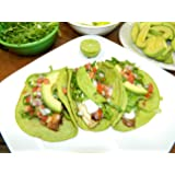 100% organic nopal Cactus Tortillas