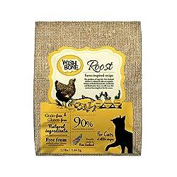 Wishbone Roost – Alimento Felino Livre de Grãos Wishbone Sabor Frango 5,44kg