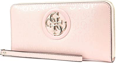 Guess Women's Open Road Slg Large Zip Around Wallet