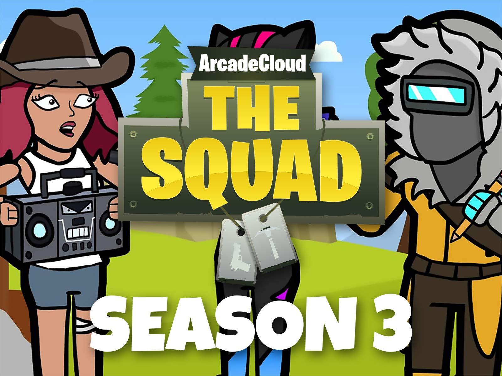 Amazon com: Clip: The Squad: Chris Durgin