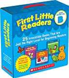 First Little Readers Guided Reading Level B: 25 Irresistible Books That Are Just the Right Level for Beginning Readers