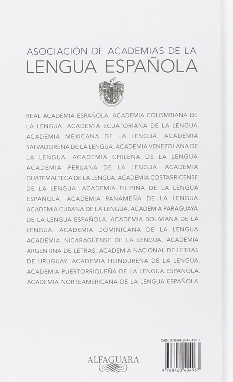 Antología general Edición conmemorativa de la RAE y la ASALE ...