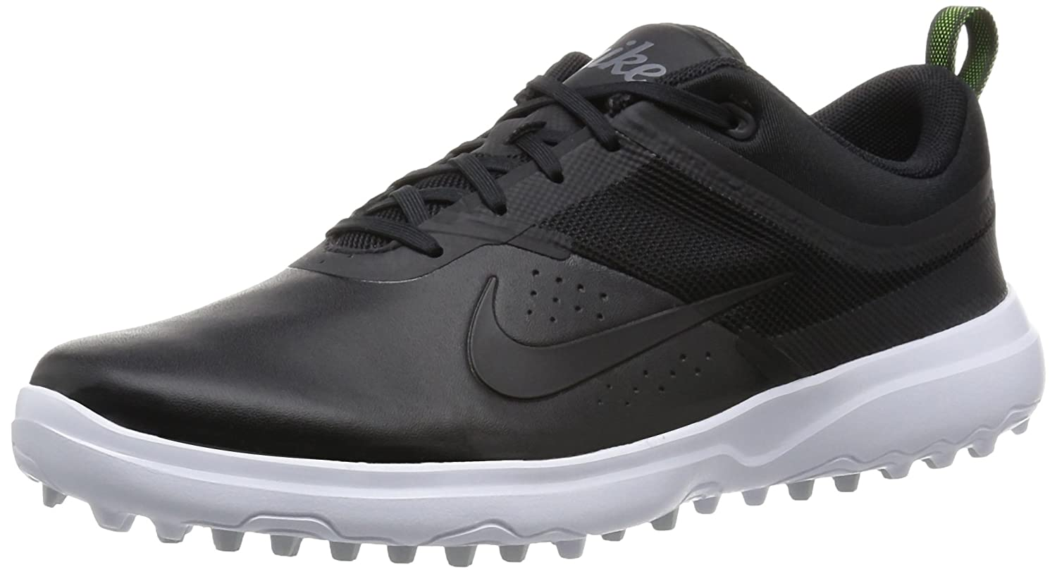 Nike Golf Ladies Akamai Shoes B014271CQ2 10 B(M) US|Black/White/Pure Platinum/Black
