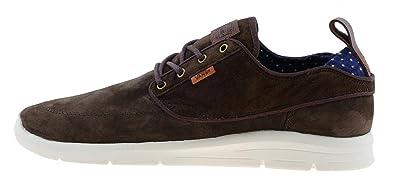 Homme Lite Marron Pour Chaussures Vans Brigata Skateboard De xR6qROY7