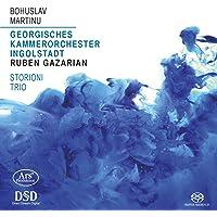 Bohuslav Martinu: Concertino for Piano Trio and String Orchestra/Concerto for Piano & String Orchestra/Partita H212