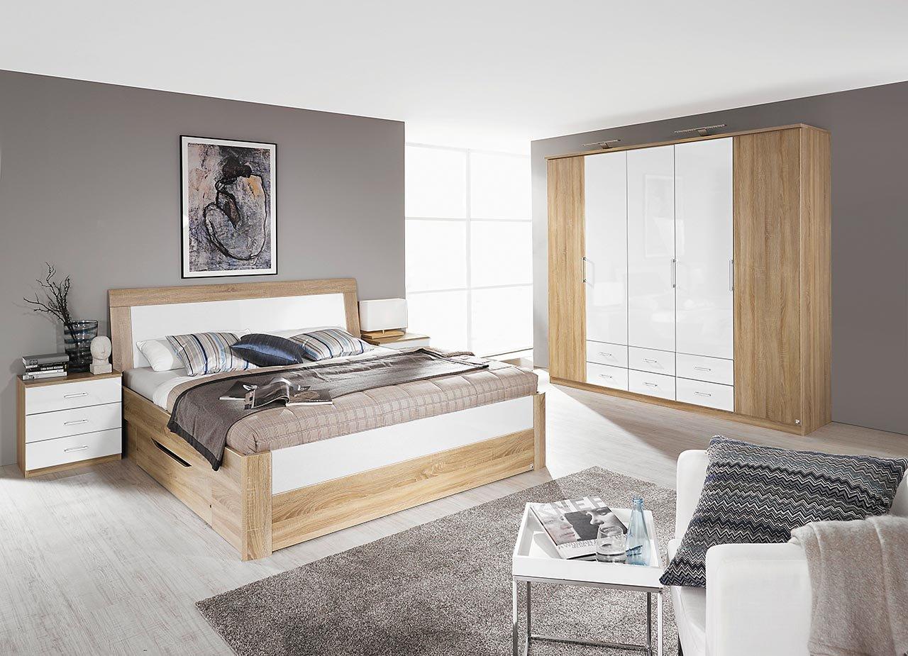 Schlafzimmer, Schlafzimmermöbel, Set, Schlafzimmereinrichtung, 4 ...