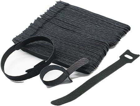 VELCRO Branded STRAPS 3 x velcro straps 150mm x 25mm tie straps Fasten