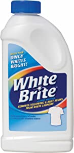Pack of 1 - Out White Brite Laundry Whitener, 28 Ounces