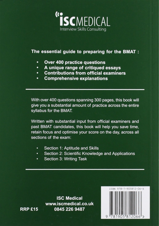 400 Bmat Practice Questions Pdf