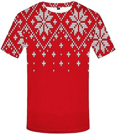 Star source Camiseta Snowflake Camiseta para Hombre Camiseta con Estampado Individual para Hombre Ropa Verde Punk Rock Camiseta 3D Anime Ropa para Hombre @ XXL_Lucky: Amazon.es: Ropa y accesorios