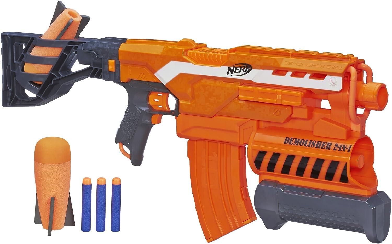 Nerf N-Strike Elite Demolisher 2-in-1 Blaster