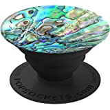 PopSockets: Expanding Stand and Grip for Smartphones and Tablets - Faux Abalone