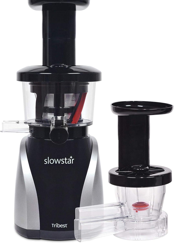 Tribest SW-2020 Slowstar, Vertical Slow Juicer