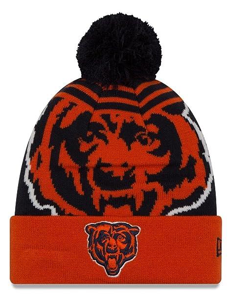 3e46aed55c4524 Amazon.com : Chicago Bears New Era NFL
