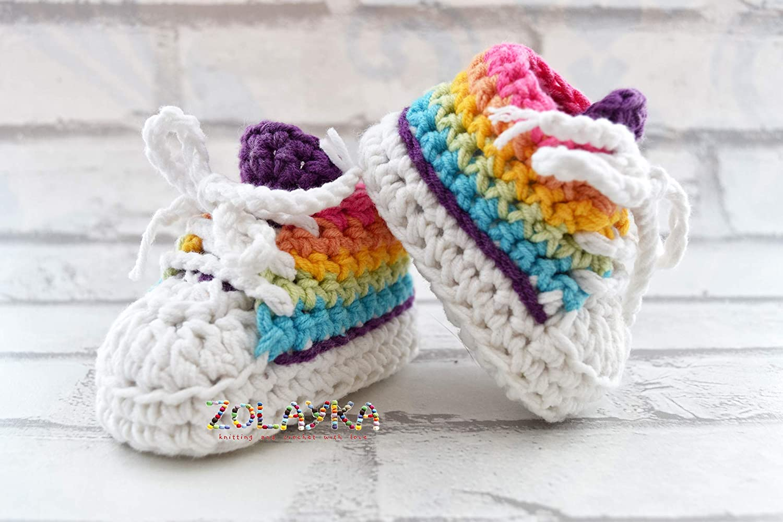 Newborn baby booties