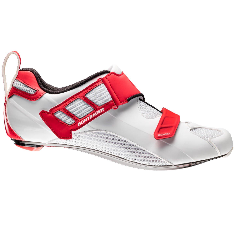 Bontrager Schuhe Rot Woomera Weiß Triathlon 2019 Nachsq2973 6gYbf7y