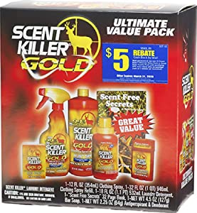Wildlife Research Scent Killer Gold Kit