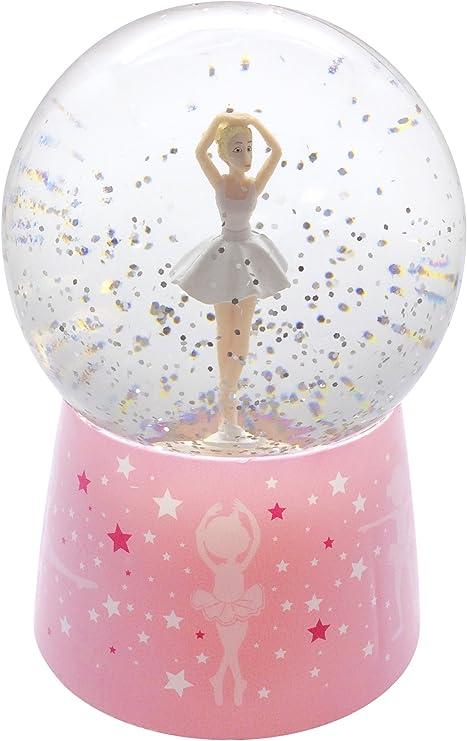 TROUSSELIER - Bola de nieve con música y luz bailarina - T-S98974: Amazon.es: Juguetes y juegos