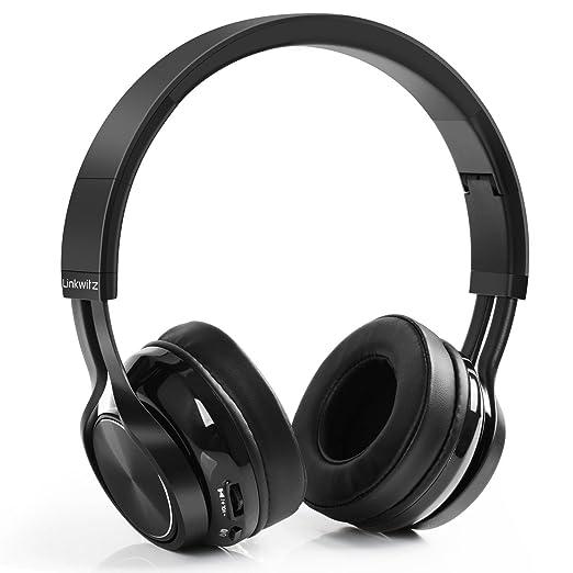 LinkWitz Casque Bluetooth over-ear headphones in black