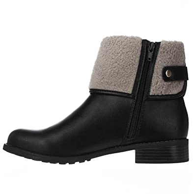 Womens beana Closed Toe Ankle Fashion Boots