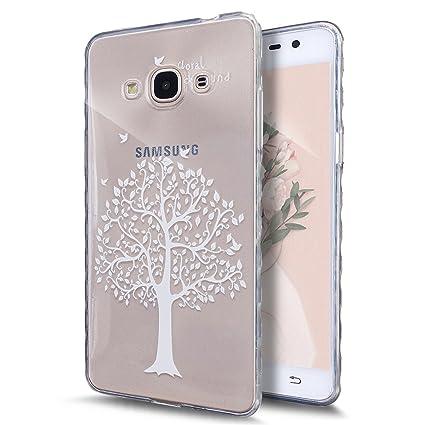 big sale ab444 22da0 Amazon.com: Galaxy J3 Pro Case,Galaxy J3 Pro Cover,ikasus Scratch ...