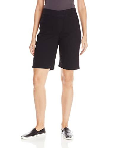Chic Classic Collection Women's Relaxed Fit Flat Bermuda Short by Chic Classic+Collection