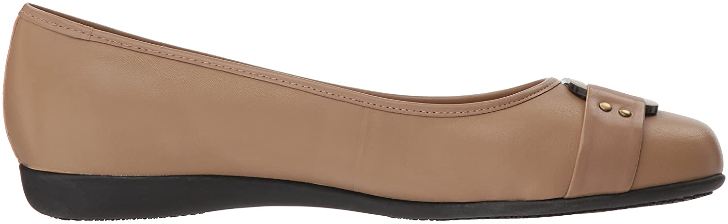 Trotters Women's Sizzle Ballet Flat B076X7BWKV 9.5 SS US|Taupe