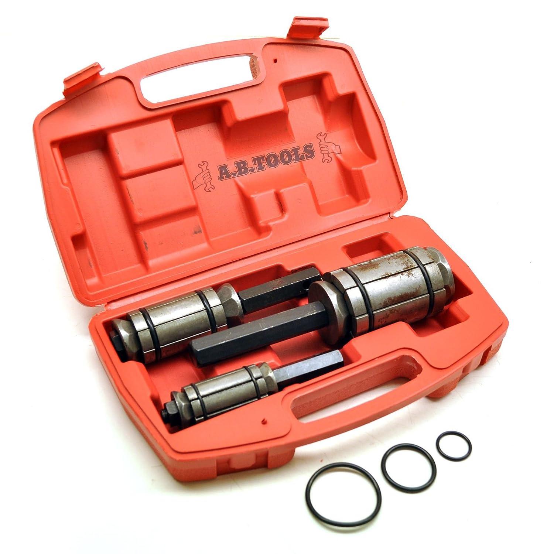 Espansore di scarico / tubo di scarico della marmitta utensile 3pc 30mm a 85mm AB Tools