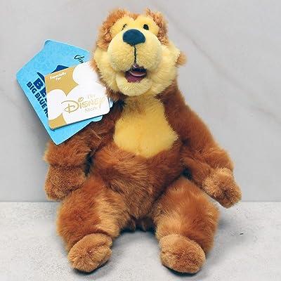 "Bear in Big Blue House 7"" Bear Plush: Toys & Games"