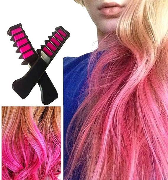Hengsong desechable color cabello Dye temporal Cabello Tinte ...