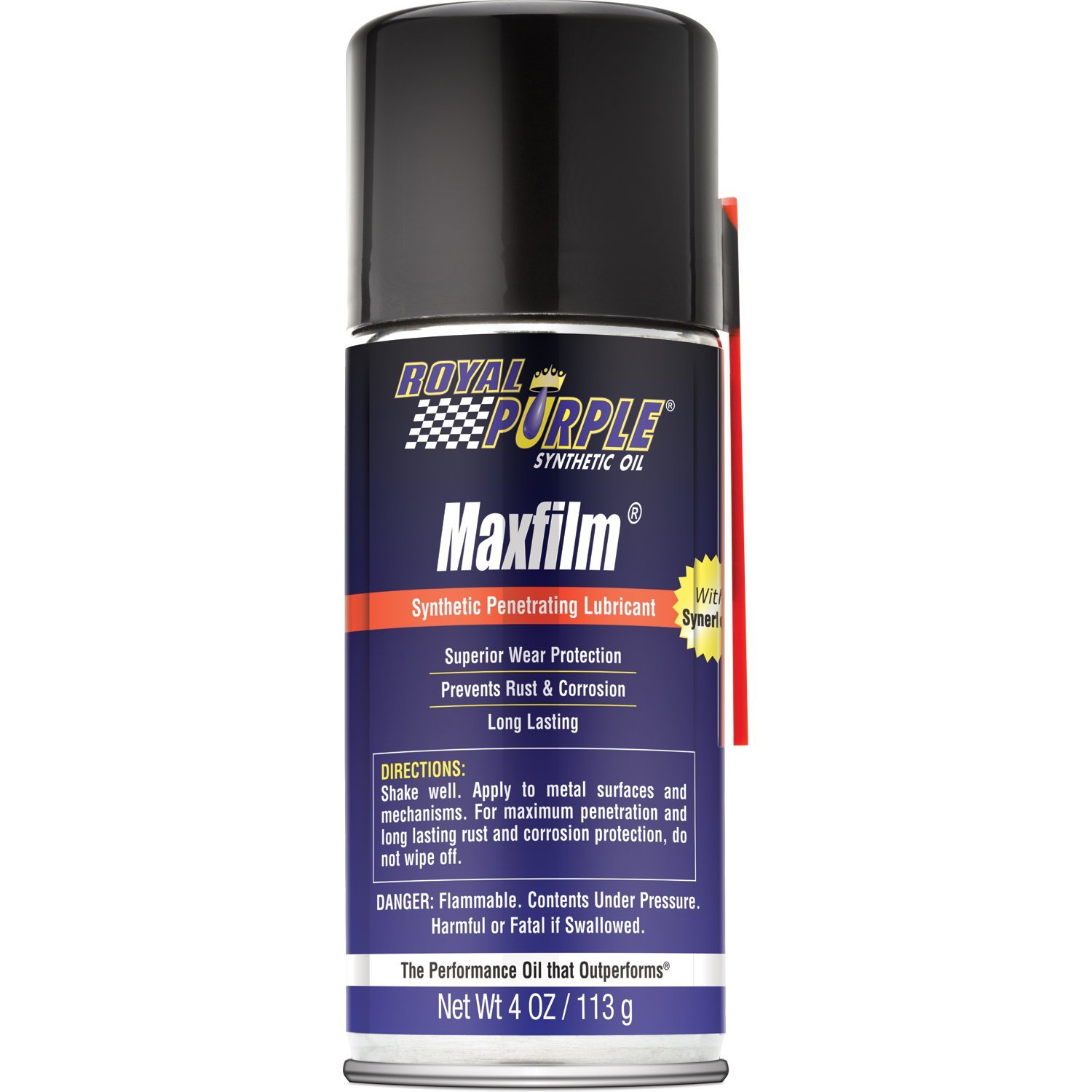 Royal Purple Maxfilm Synthetic Penetrating Lubricant 10035