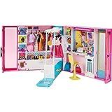 Barbie Dream Closet with 30+ Pieces, Toy...