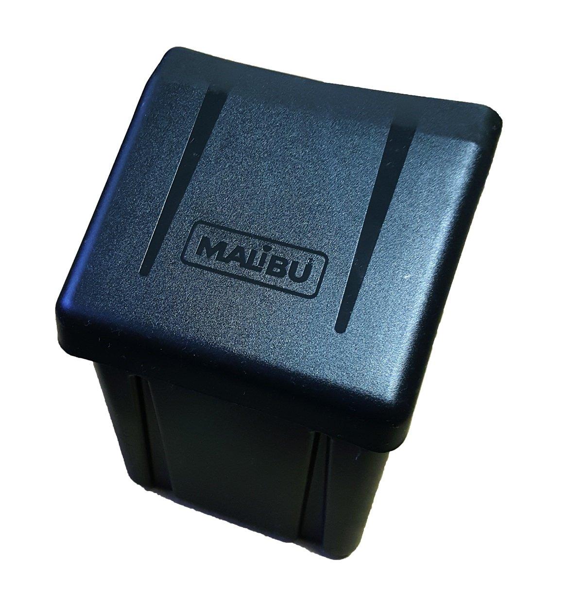 Malibu ML121RT 121 Watt Low Voltage Power Pack Transformer, Black Matte