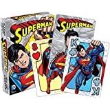 DC Comics - Superman Youth Playing Cards by Aquarius