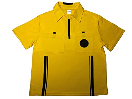 9e048c6e9 Amazon.com  Murray Sporting Goods USSF Pro Soccer Referee Jersey ...