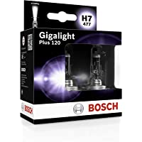 BOSCH 1987301107 gloeilamp Gigalight Plus 120 Xenongas H7, 12V/55W, Px26D, set van 2