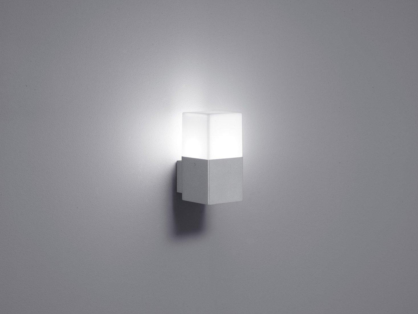 Trio Leuchten Led Aussen Wegeleuchte Aluminiumguss Inklusiv 1 X E14