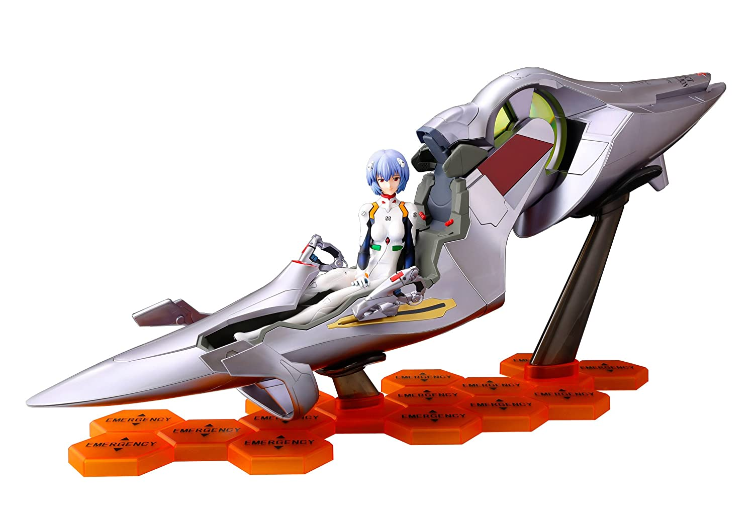 Entry Plug Interior Ver. Rei (1 6 Scale Painted) (japan import)