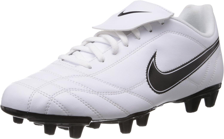Nike - Botas de fútbol de Material Sintético para Hombre Plateado Metallic Silver White Hyper Turquoise 003 42 EU, Color Plateado, Talla 43 EU: Amazon.es: Zapatos y complementos