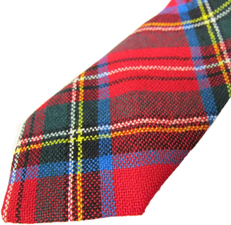 Ingles Buchan Corbata estilo tartán para niños - 100% lana - Royal ...