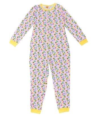 Girls Onesie Pyjamas Despicable Me Minions 3 4 5 6 7 8 9 10 11   12 ... 1113ec46d