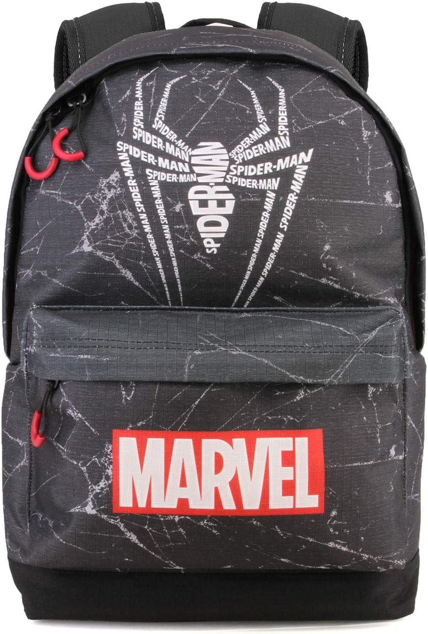 Multicolore Karactermania Spiderman Web-astuccio Portatutto Quadrato HS Trousses 22 cm Multicolour