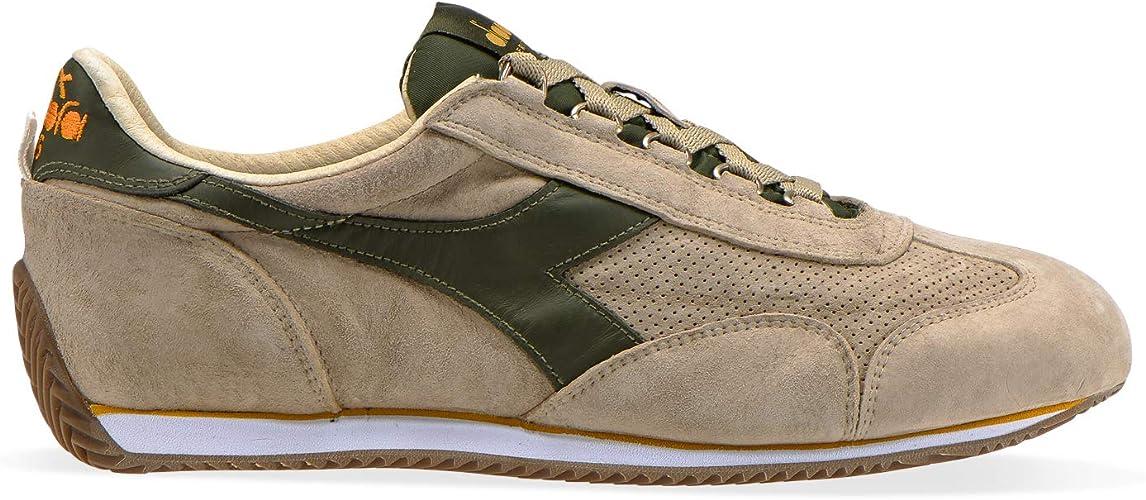 noi sporchi più recente negozio outlet Amazon.com: Diadora Heritage - Sneakers Equipe S SW 18 for Man and ...