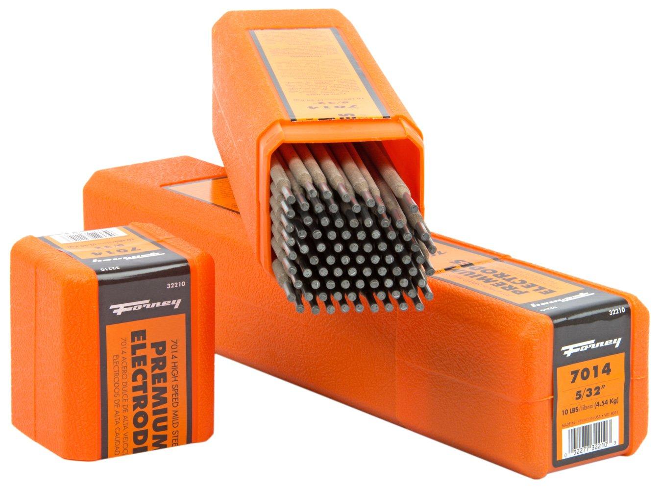 1//8-Inch Forney 32110 E7014 Welding Rod 10-Pound