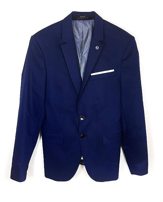 los angeles informazioni per Acquista Zara - Giacca da Abito - Uomo Blu 50: Amazon.it: Abbigliamento