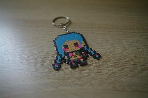 Llavero jinx - League of Legends/Hama beads - Pixel art ...